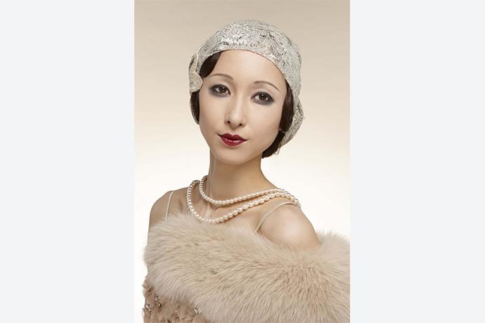 日本女性の化粧の変遷100年