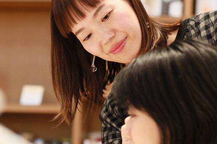 朝日新聞エムスタ×資生堂ママヘアメイクアップアーティスト  託児付メイクセミナーイベントレポート