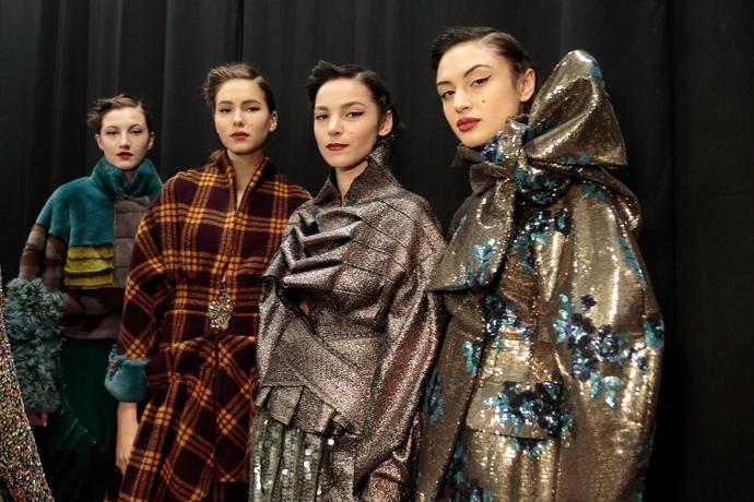 NY Fashion Week Vol.2「Son Jung Wan」「Claudia Li」「SANDY LIANG」