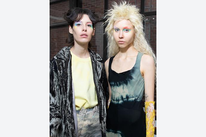 NY Fashion Week Vol.1「KES」「Collina Strada」「Yuna Yang」