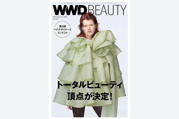 WWDヘアデザイナーコンテスト連覇達成!