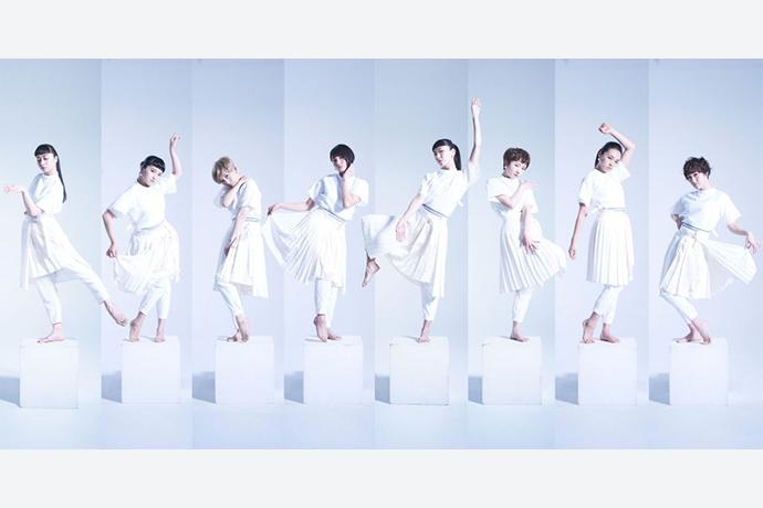 MIKIKO氏主宰のダンスカンパニー「ELEVENPLAY」のヘアメイクを百合佐和子が担当