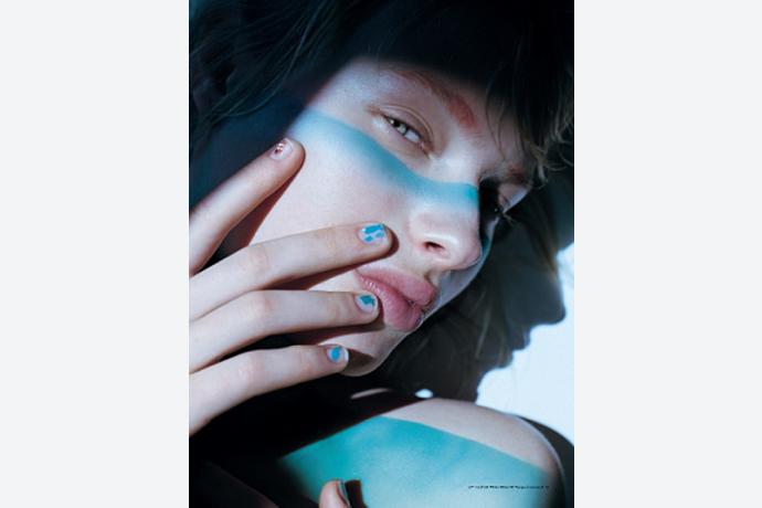 【花椿連載 2019】BEAUTY / INSPIRATION / ART(百合佐和子)