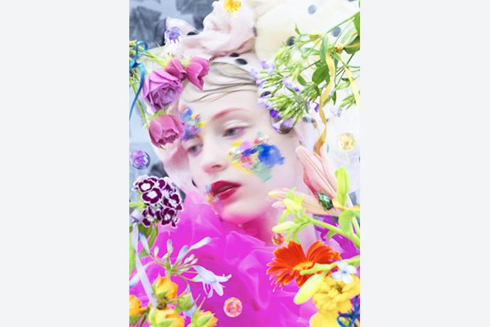 百合佐和子の作品展「ユリ♡フェチ~KAWAIIの回廊~」開催中!(9月1日まで)