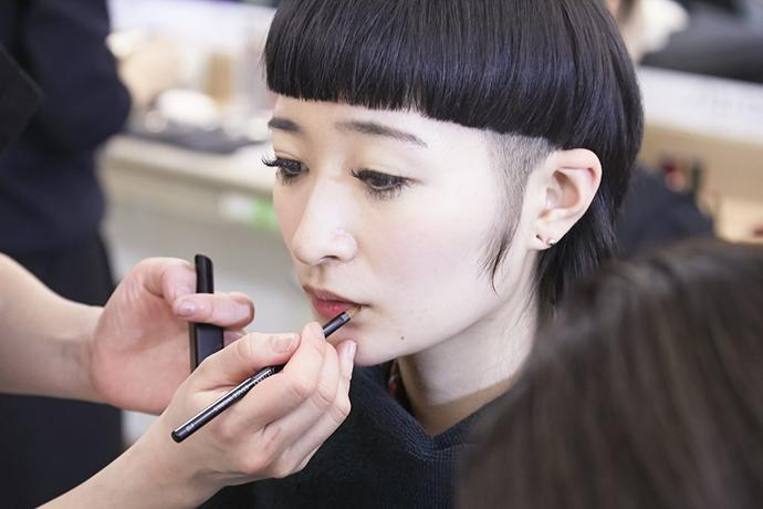 Fashion通信「Beauty Moment#14」豊田 健治