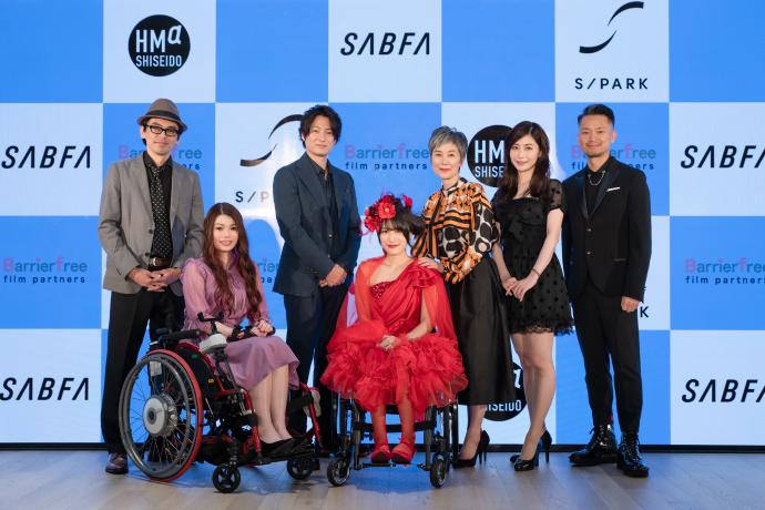 原田忠、ヘアメイク協力映画完成披露上映・ヘアメイクアップショー開催!