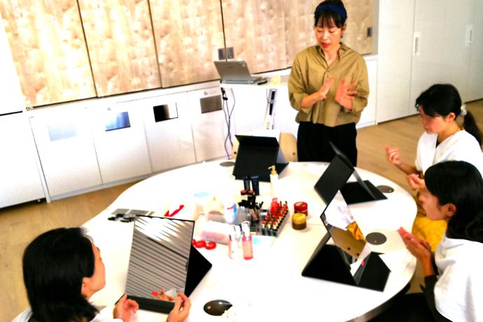 資生堂S/PARK Studioとのママ向けコラボイベント開催!(齋藤有希子他)