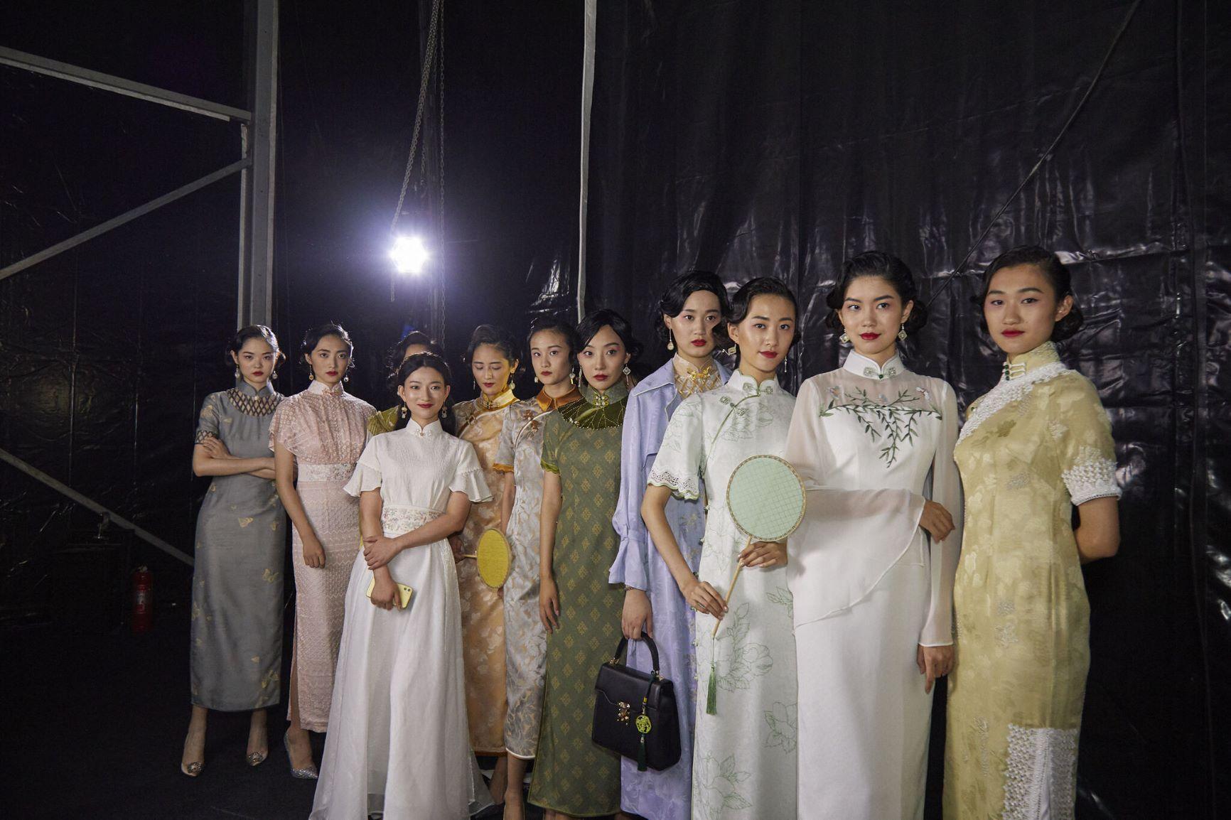 アーティストが届ける最新20SS_上海コレクションメイクレポート  Heyan荷言