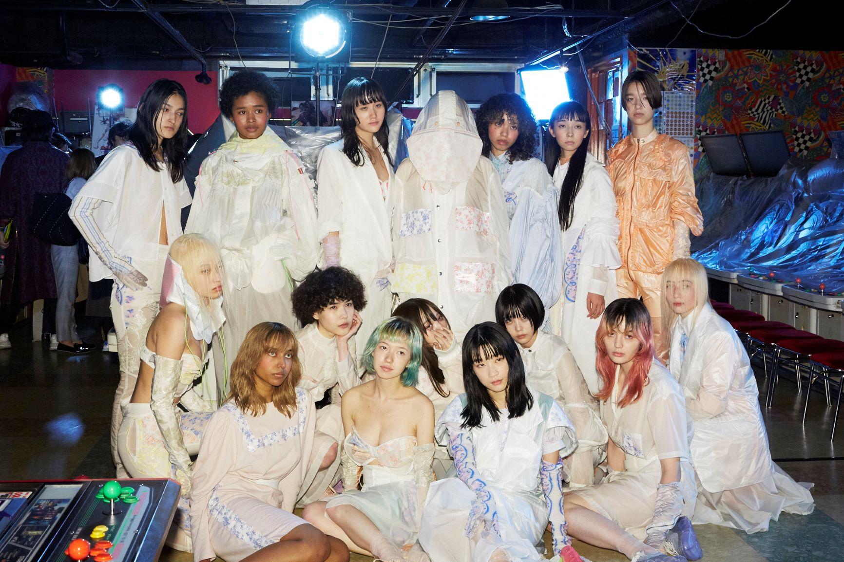 アーティストが届ける最新20SS_東京コレクションメイクレポート  ミキオ サカベ