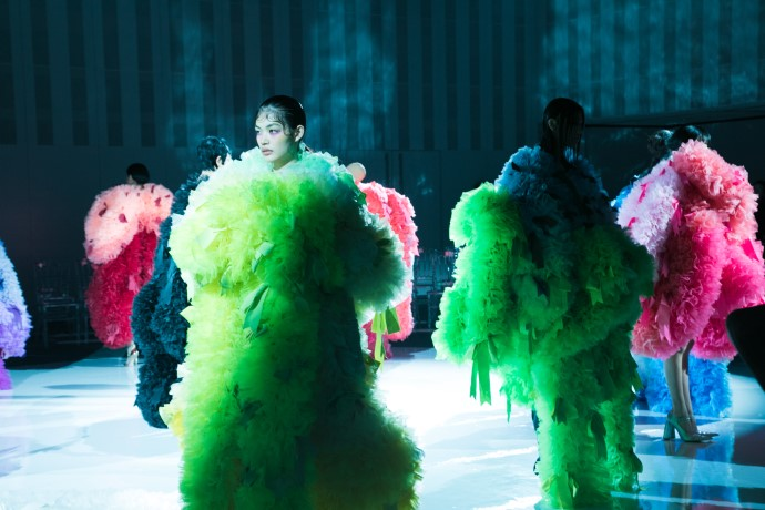 Fashion通信「Beauty Moment#18」計良 宏文、武田 玲奈
