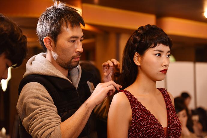 豊田健治がNHKスペシャル未解決事件のヘアメイクディレクションを担当