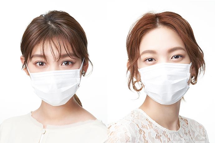 バングマイスター神宮司芳子が、「前髪と眉」に着目した新マスクメイクを提案