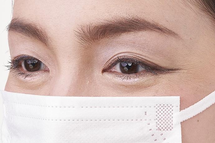 マスク着用時も人気の「涙袋メイク」。 誰でも簡単にトライできるハウツーを、神宮司芳子がご紹介します!